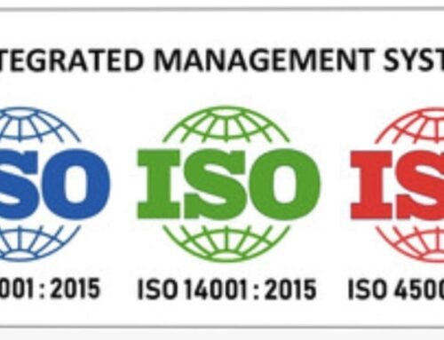 ISO 14001 & ISO 45001 Achieved